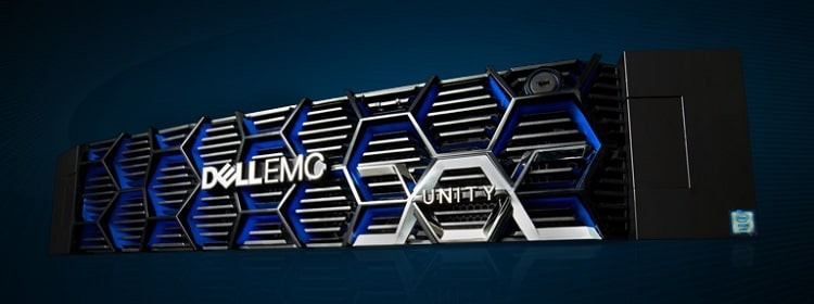 All-Flash Unified Storage