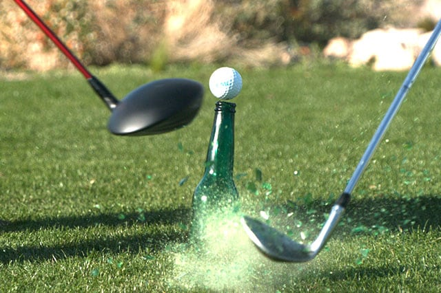 Check out golf tricks