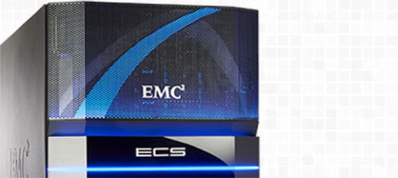 EMC Elastic Cloud Storage Appliance