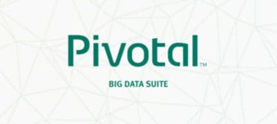 Pivotal Big Data Suite Integration