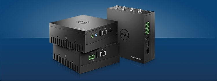 Dell Edge Gateway family for IoT and OEM solutions