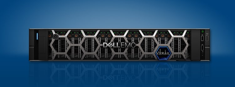 Dell EMC VxRail hyper-converged infrastructure
