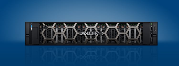 Стоечный сервер Dell PowerEdge