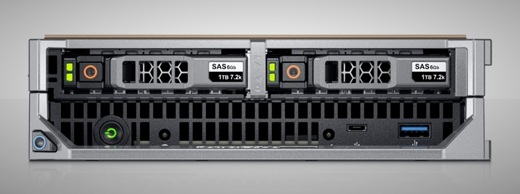 Servidor modular PowerEdge M640