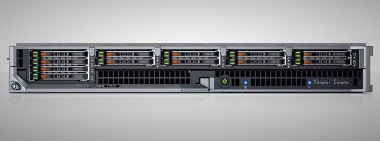 Servidor modular PowerEdge M830