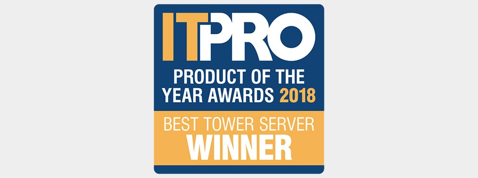 "Dell EMC PowerEdge T640: Auszeichnung als ""Best Tower Server"" – IT Pro"
