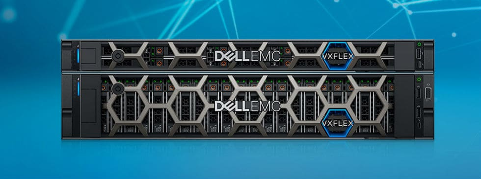 Dell EMC VxFlex for Google Anthos