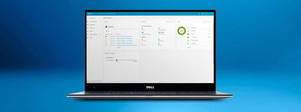 Dell EMC PowerProtect Software