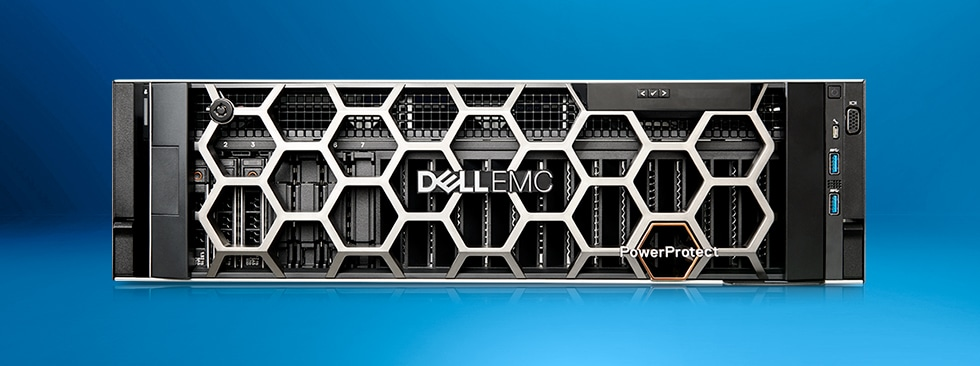 Dell EMC Powerprotect dd series appliances