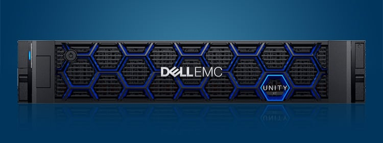 Dell EMC Unity Cloud Edition y Cloud Tiering Appliance